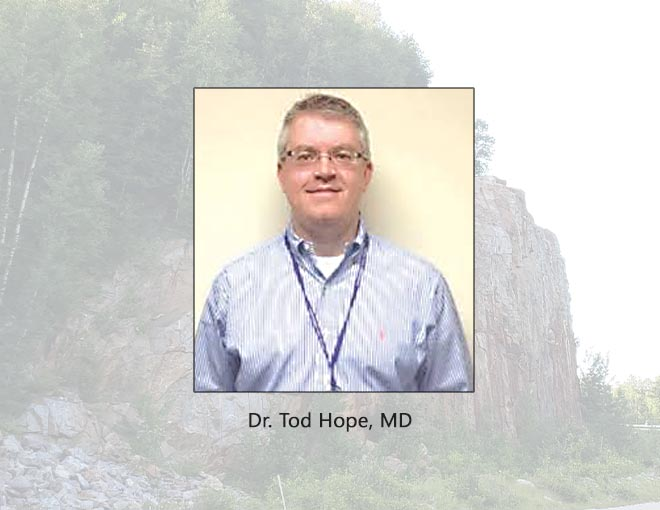 Dr. Tod Hope, MD